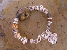 Handcrafted Artisan Silver Bracelets
