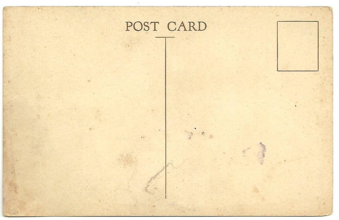 Vintage Postcard Template - Free postcard templates for microsoft word