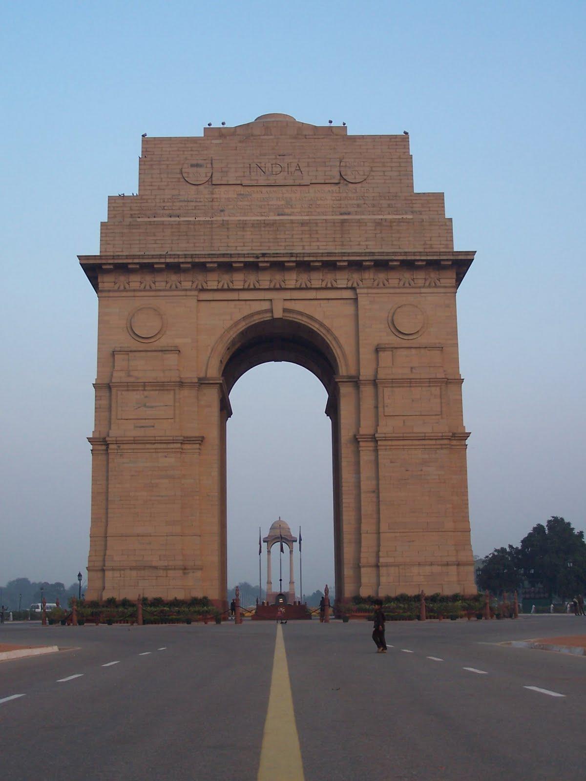 Famous temples landmarks delhi for Famous landmarks in
