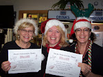 ROBIN SCHMIDT, SHERRY MEINTS &amp; DEB QUIGLEY - AAI Volunteers