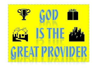 God is the great Provider