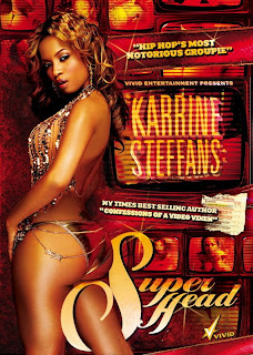Karrine Steffans Superhead DVDRip