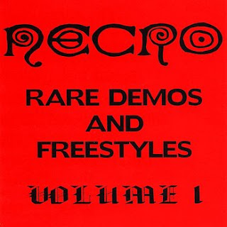 Necro Rare Demos And Freestyles Vol.1