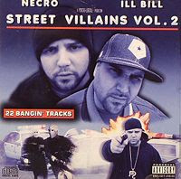 Necro & Ill Bill - Street Villains Vol.2