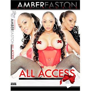 Amber Easton All Access DVD