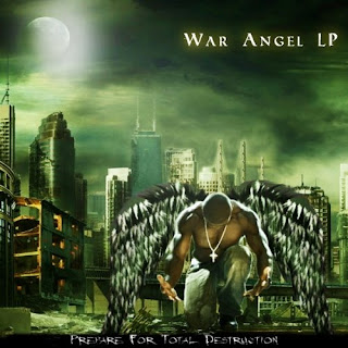 50 Cent War Angel LP