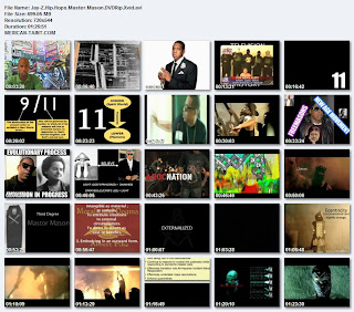 Jay-Z Hip Hops Master Mason DVDRip Xvid