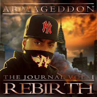 Armageddon The Journal Vol.1
