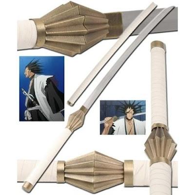kenpachi zaraki sword replica zanpakutou Collectible Cutlery