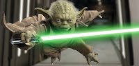 Star Wars Master Yoda Lightsaber
