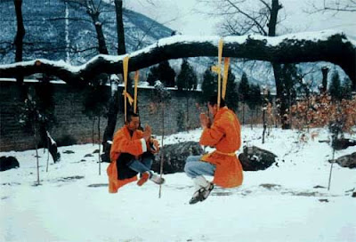 Kehidupan Unik Para Murid Shaolin