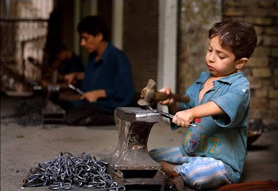 online thesis child labour india