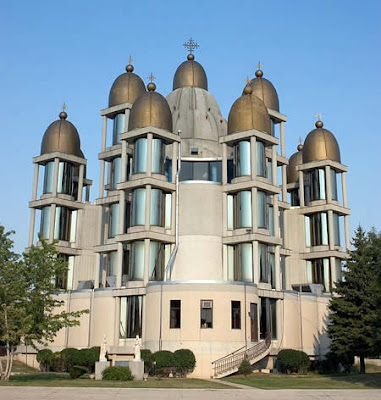 worlds most unique churches