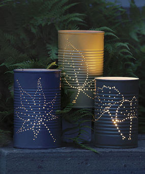 Christmas - Paper Lanterns, Sky Lanterns, Candles/Holders, Silk