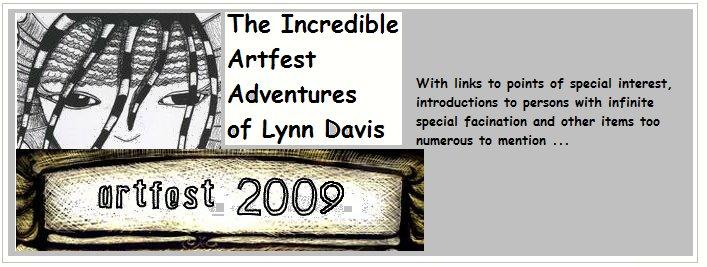 ArtFest 2009 Lynn Davis Adventure