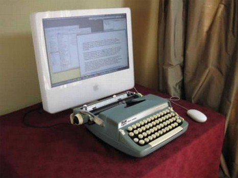 old technology