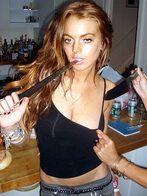 lindsay lohan drugs 2009. lindsay lohan drugs before and
