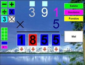 Las 4 operaciones básicas de matemáticas las puedes practicar de ...