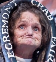 Ugliest Woman Face - Gurning Ugliest Person In The World Guinness World Record