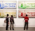 Plataforma +tranvía Cádiz