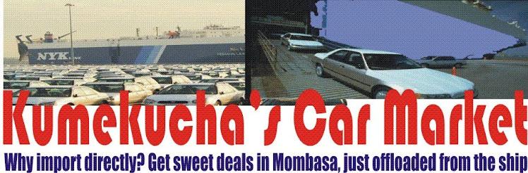 Kumekucha's Car Market
