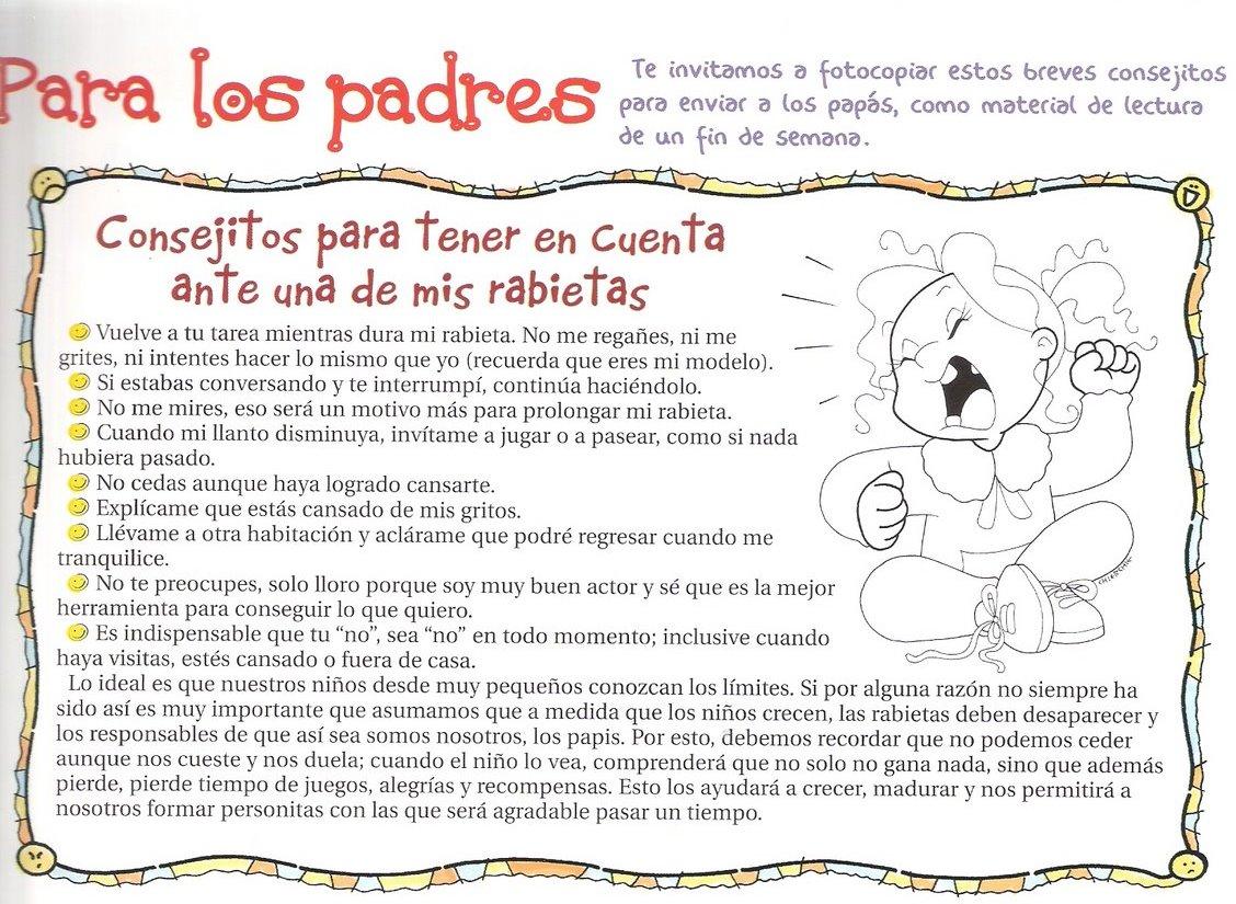 Carta Para Los Padres De La Escuela