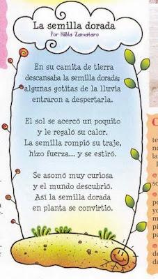 Poesias para el día de la Primavera ♥