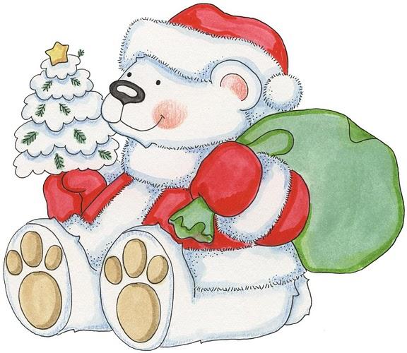El rincon de la infancia dibujos de navidad en color - Dibujos navidad en color ...