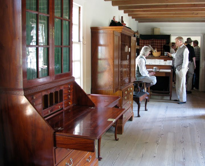 The Village Carpenter Joiners And Cabinetmakers At Colonial Williamsburg