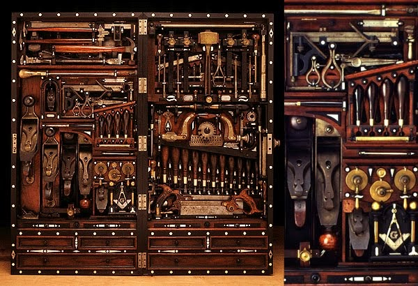 The Village Carpenter: The Studley Tool Chest