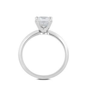 ... ring this inspired by tiffany engagement rings classic princess cut