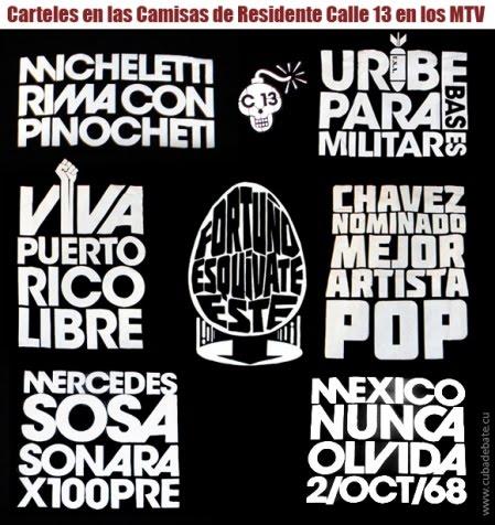 13 mtv latinoamerica: