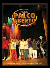 DVD PALCO ABERTO - 5 ANOS