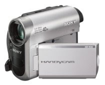 Sony DCR-HC52 MiniDV Handycam Camcorder with 40x Optical Zoom