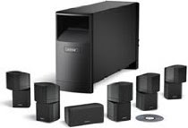 Bose® Acoustimass® 16 Series II home entertainment speaker system - Black