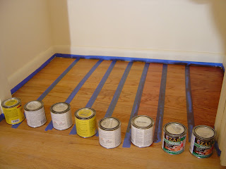 Paul jenn 39 s adventures hardwood floor refinishing Oil based exterior paint brands