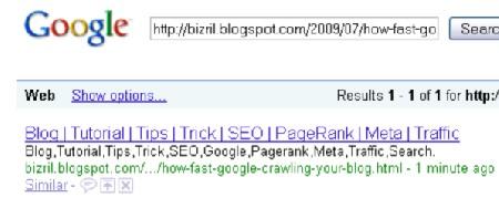 google-crawl