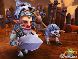 Allods Online Game WideScreen Wallpaper