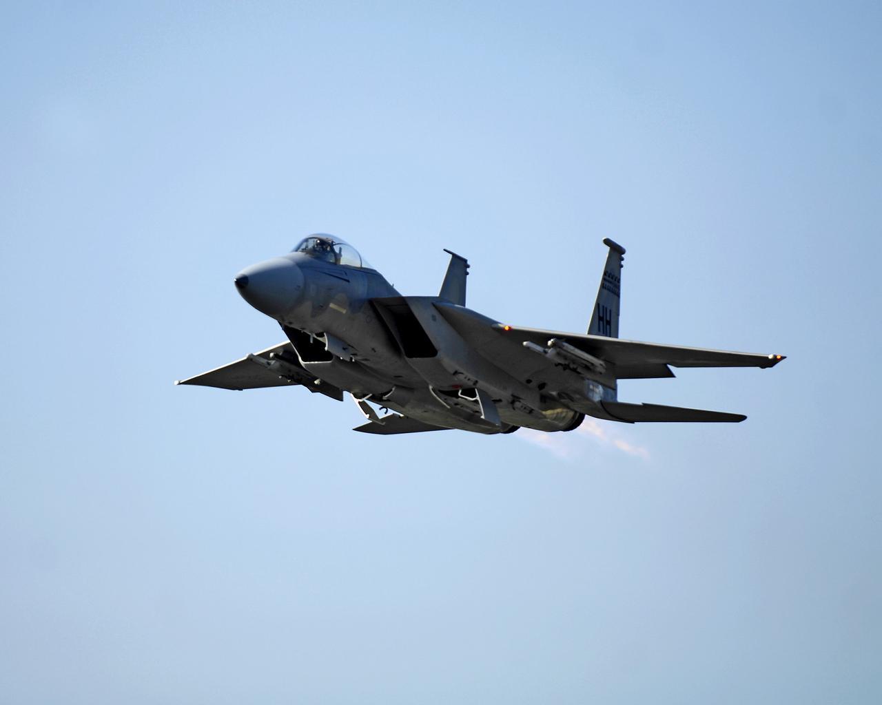 F 15 Strike Eagle F 15 Eagle Fighter Pic...