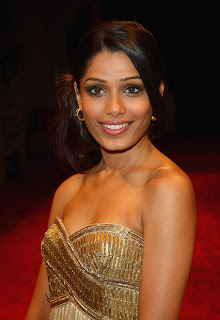Sexiest woman 2009 Freida Pinto Hot Pic