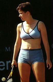 Tennis Star Denisa Chladkova