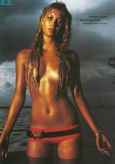 Veronica Kay Topless Bikini