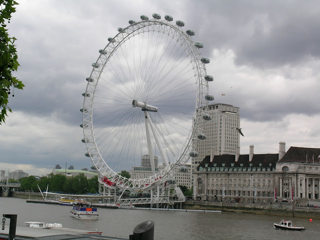 The London Eye Beautiful Wallpaper