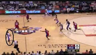 Xs os of basketball phoenix suns run and gun offense is back but if youre a run and gun team you should leak out on any long shot here barbosa the brazilian blur just beats everyone else down the floor voltagebd Choice Image