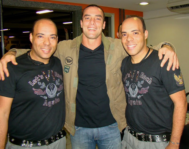 gemeos Maquiadores e Paulo Zulu