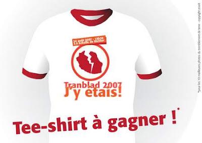 Seisme La Reunion Le Tee -Shirt