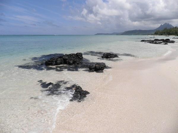 Plage de rêve à l'Ile aux Cerfs - Maurice