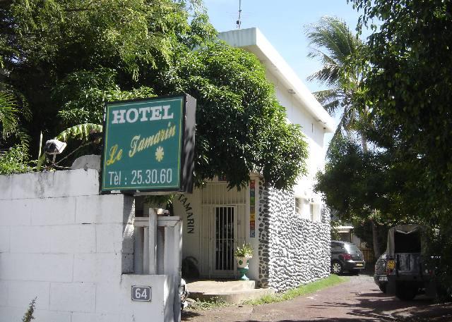 Entree du Tamarin hotel