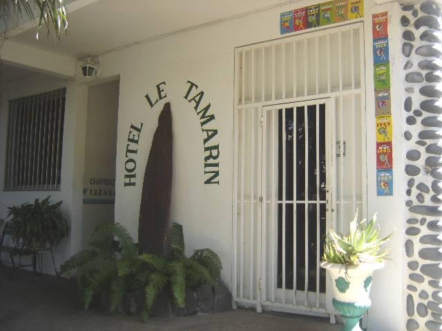 Terrasse du Tamarin hotel