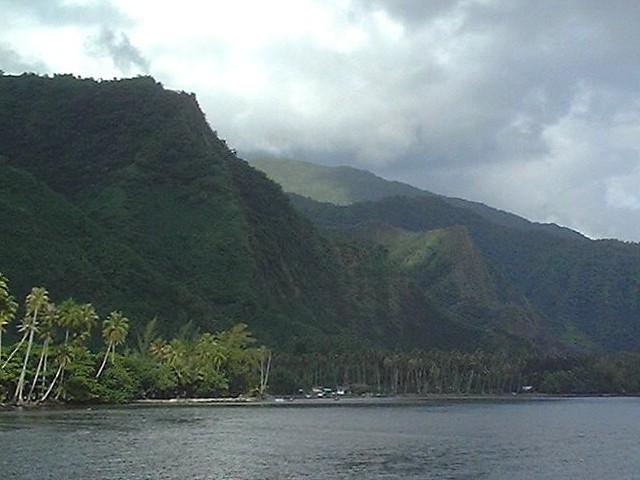 Tahiti Iti presqu'île